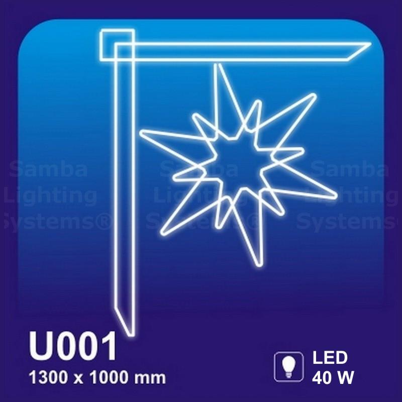 Motív U001