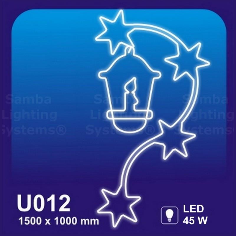 Motív U012