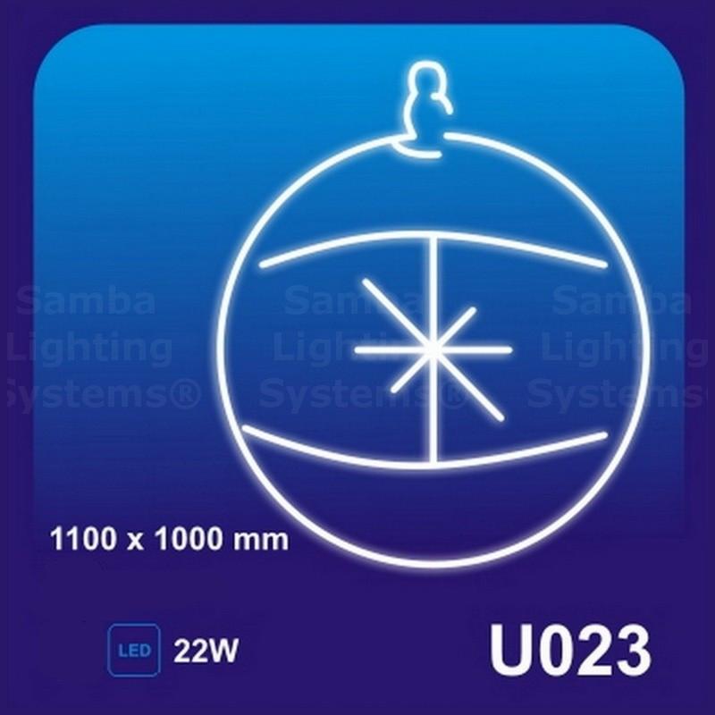 Motív U023