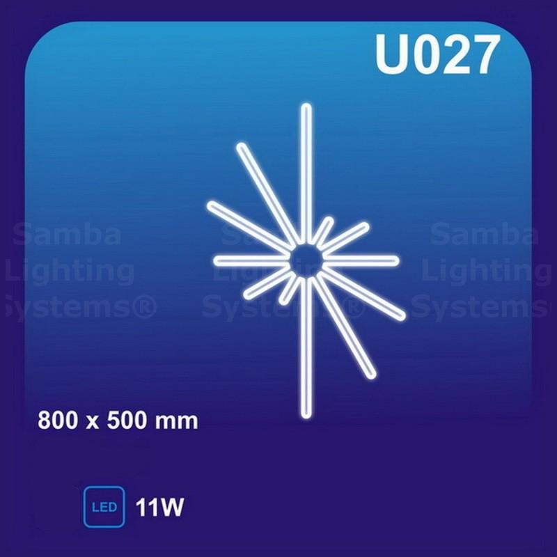 Motív U027