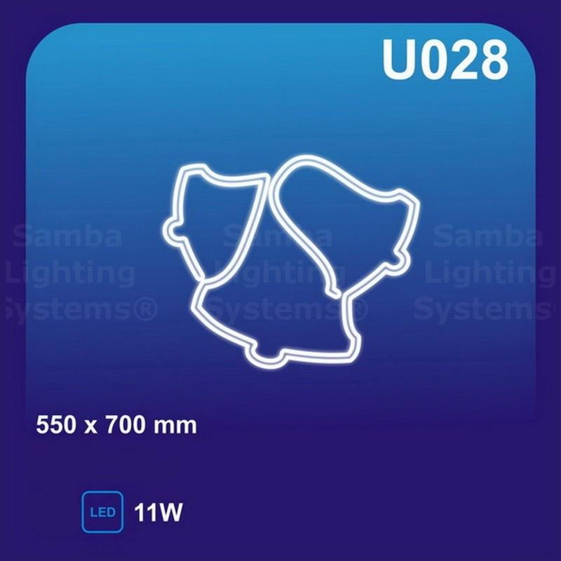 Motív U028