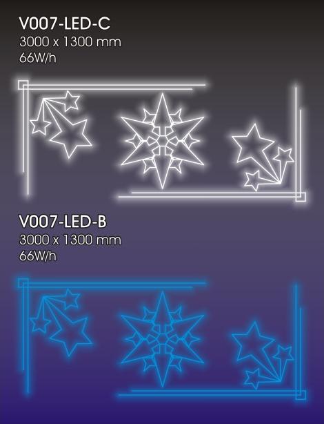Motív V007 LED