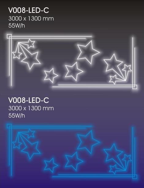 Motív V008 LED
