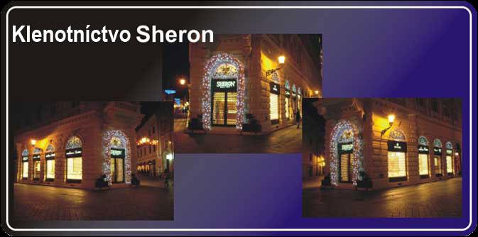 Klenotníctvo Sheron